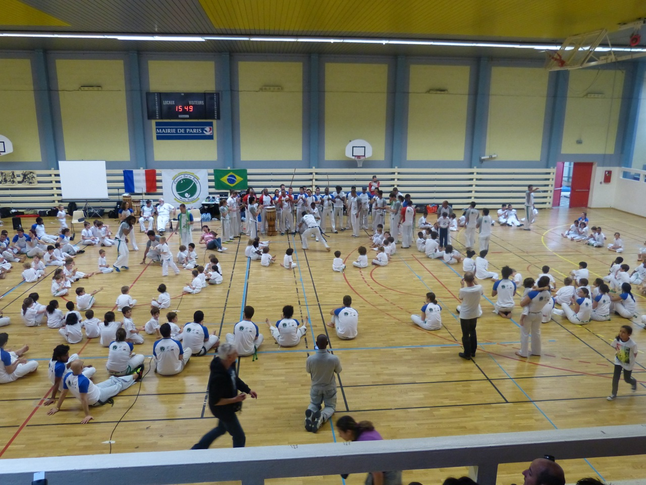 GLBE CAPOEIRA PHOTO Soirée AM CLAMART 2