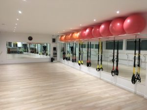 GLBE PHOTO SALLE FITNESS Equipée