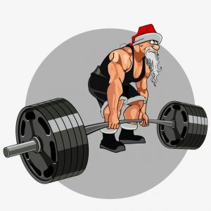 GLBE IMAGE PERE NOEL POWER LIFTING
